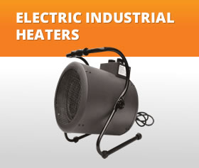 Electric Industrial Heaters