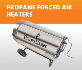 Propane Forced Air Heaters