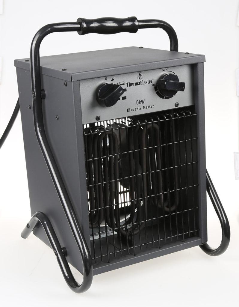 17 000 Btu Electric Industrial Heater Thermablaster