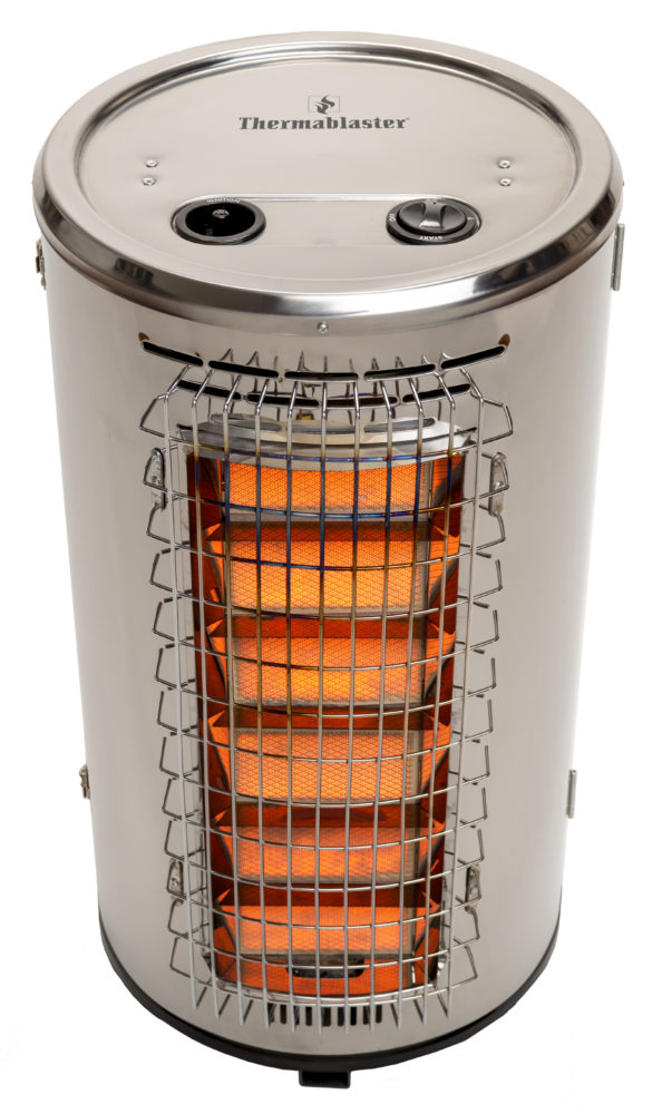 Infrared propane cabinet heater sciox Gallery