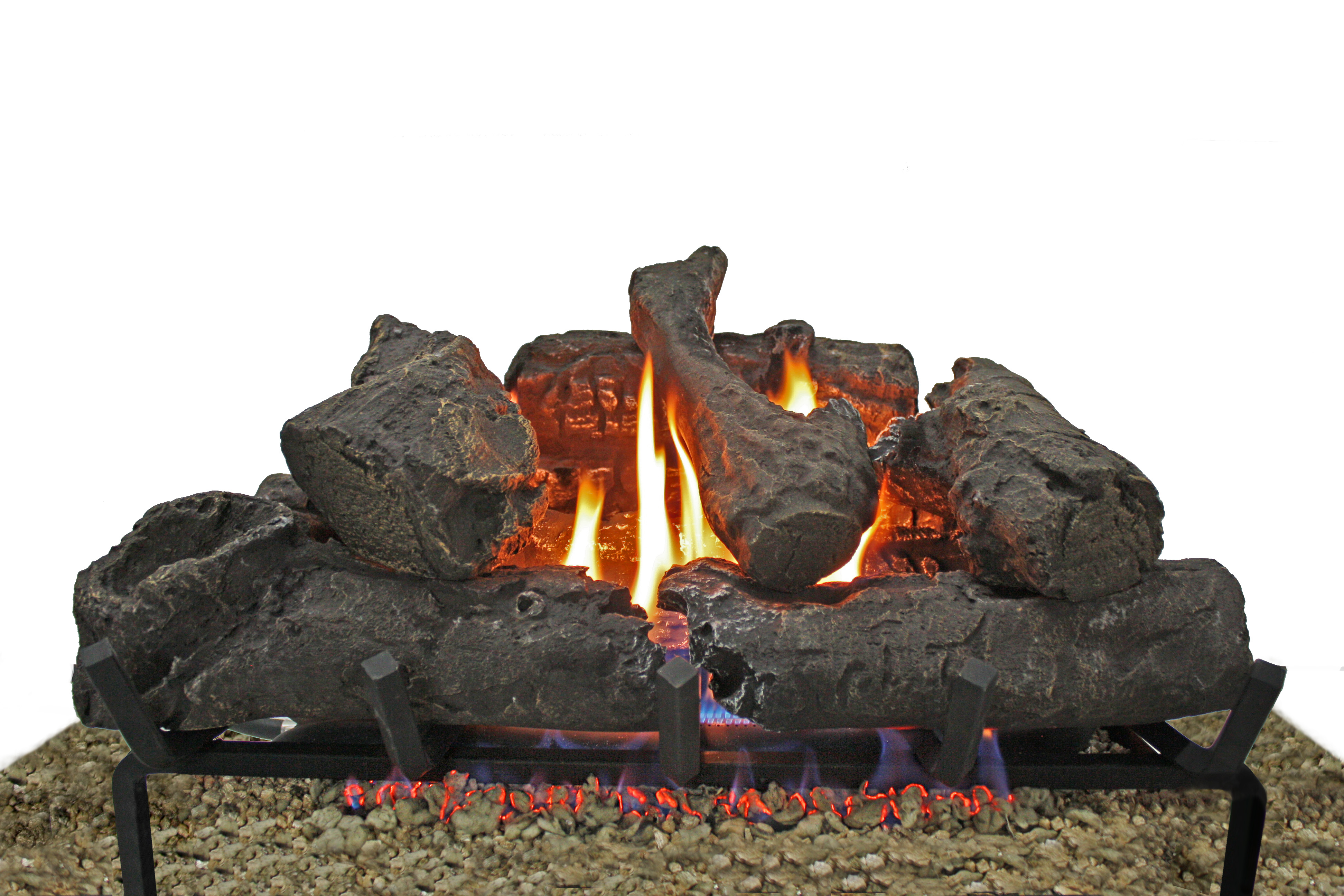 24 Vent Free Gas Log Thermablaster